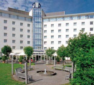 Globana Airport Hotel Außenansicht Globana Airport Hotel