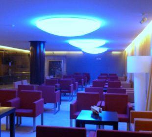 Cool ausgeleuchtet Hotel Simbad