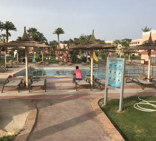 Pool Beach Albatros Resort