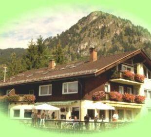 Aussenansicht Hotel Hirschbachwinkel