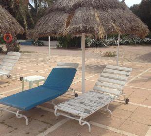 Chaise longue Hotel Club Acquaviva