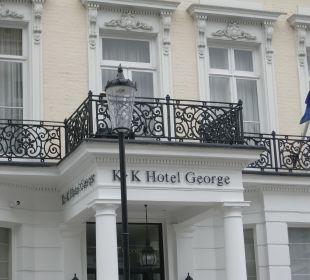 Erster Eindruck K+K Hotel George