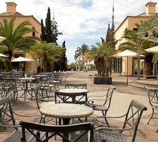 Plaza - Mittelpunkt & Veranstaltungen Lopesan Villa del Conde Resort & Spa