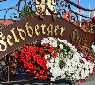 Immer toll gepflegte Anlage Familotel Hotel Feldberger Hof