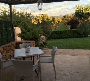 Gartenanlage Agroturisme Can Pere Rei