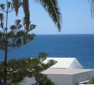 Blick vom Balkon des Appartements Bungalows & Appartements Playamar