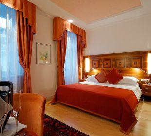 Doppelzimmer Hotel Europa Splendid