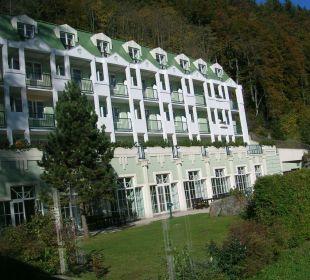 "Das ""neue"" Panhans Hotel Panhans"