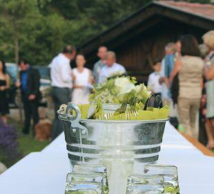 Grill & Chill im Hotel Der Weinmesser Genusshotel Der Weinmesser