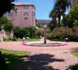 Garten Belmond Mount Nelson Hotel