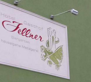 Werbung Hotel-Gasthof-Fellner