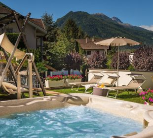 Whirlpool Dolce Vita Hotel Jagdhof Aktiv & Bike Resort