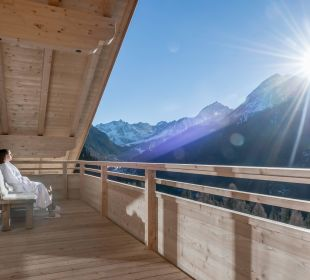 Panoramasauna Berghotel Marlstein
