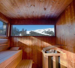 Wellness - Sauna Hotel Katschberghof