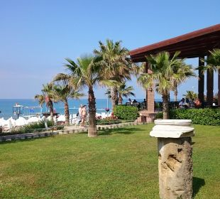 Gartenanlage Horus Paradise Luxury Resort & Club