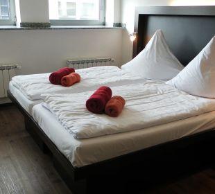 Doppelzimmer Hostel Köln