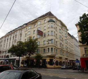 Außenansicht Hotel Erzherzog Rainer