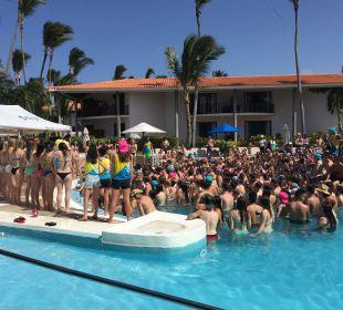 Partystimmung Hotel Natura Park Resort & Spa