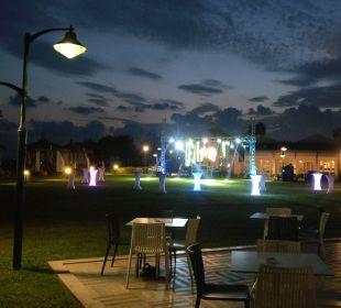 Gartenanlage Crystal Tat Beach Golf Resort & Spa