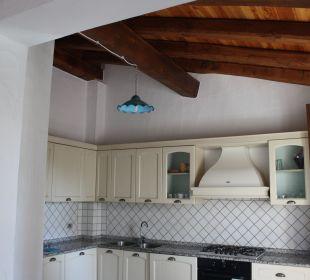 Haus162-1 Küche Sardafit Ferienhaus Budoni