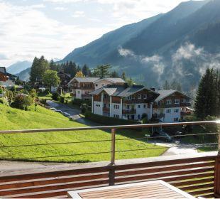 Doppelzimmer Panorama Talblick Travel Charme Ifen Hotel Kleinwalsertal