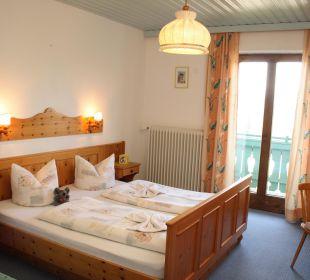 Zimmer Kategorie Standard mit Balkon Hotel Zistelberghof