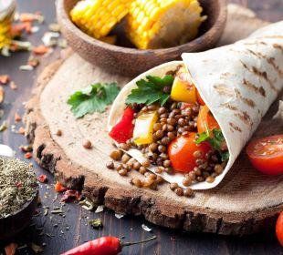 Vegetarische und vegane Gerichte Hotel Goldener Stern