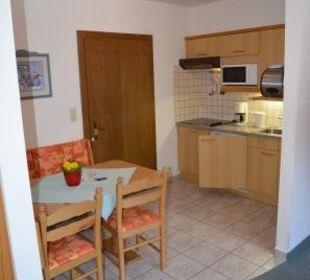111 Essen & Küche Appartementhaus Ostbacher Stern