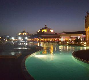 Kleiner Teil der Hotelanlage  Jungle Aqua Park