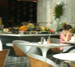 Frühstücksbereich Hotel Le Meridien Bangkok