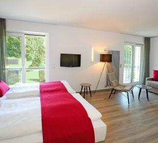 Doppelzimmer Deluxe Schlosshotel Monrepos