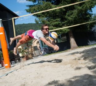 Beachvolleyball  Funsport-, Bike- & Skihotelanlage Tauernhof