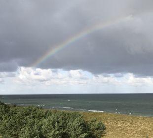 Ausblick Strandhotel Dünenmeer