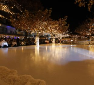 Live on Ice - Eisbahn Romantik Seehotel Sonne