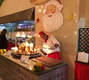 Weihnachtsbüffet TUI MAGIC LIFE Kalawy