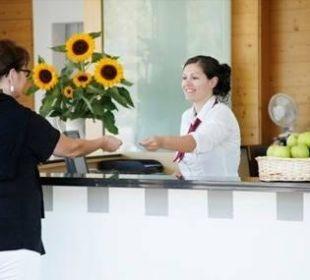 Reception Swiss Heidi Hotel