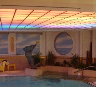 Schwimmbad Maritim Hotel Kaiserhof Heringsdorf