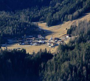Kleiner Weiler Köfels Alpengasthof Köfels