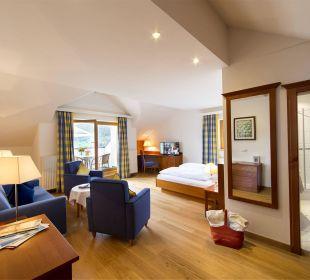 Panoramasuite Hotel Zinnkrügl
