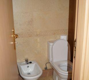 WC mit Bidet Playacalida Spa Hotel