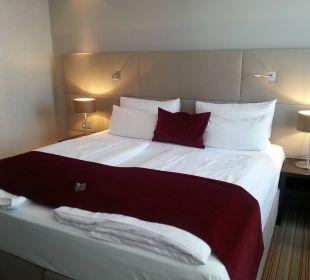 Doppelbett Hotel marc münchen