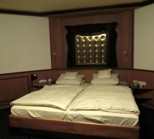 Bequemes Bett Hotel Prinz - Luitpold - Bad