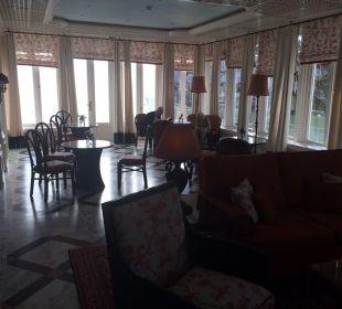 Barbereich im Wintergarten Hotel Sacher