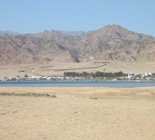 Bucht wo das Hotel liegt Jaz Dahabeya