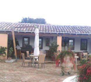 Pavillon beim Pool Hotel Parco Degli Ulivi