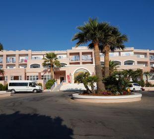 Außenansicht Hotel Mitsis Rodos Village