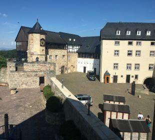 Außenansicht Hotel Schloss Waldeck