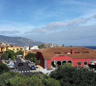 Blick Richtung Santa Cruz Hotel Las Olas
