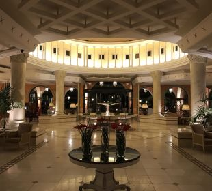 Lobby Gran Hotel Atlantis Bahia Real