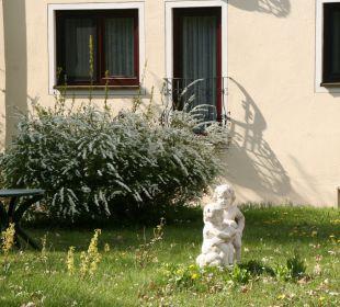 Gartenanlage Hotel Bettina